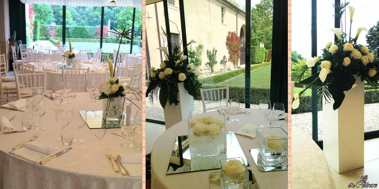 Hall for corporate dinners, business lunches, weddings and large groups in Verona