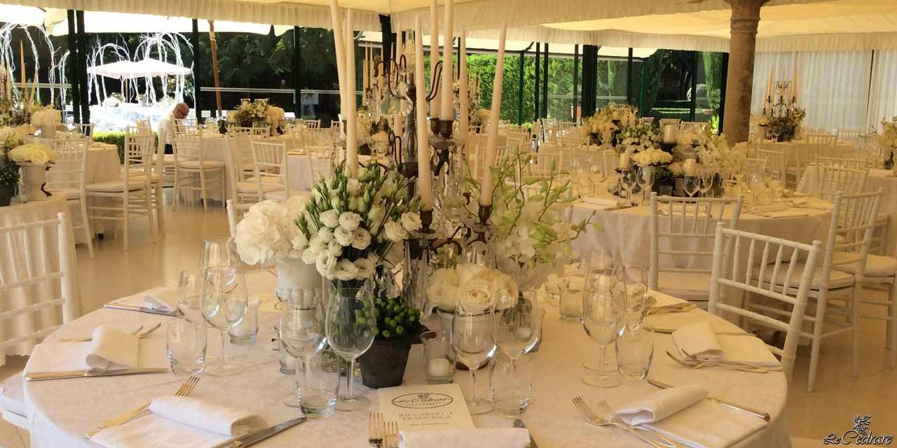 Restaurant in Verona for wedding with wide room for numerous guests