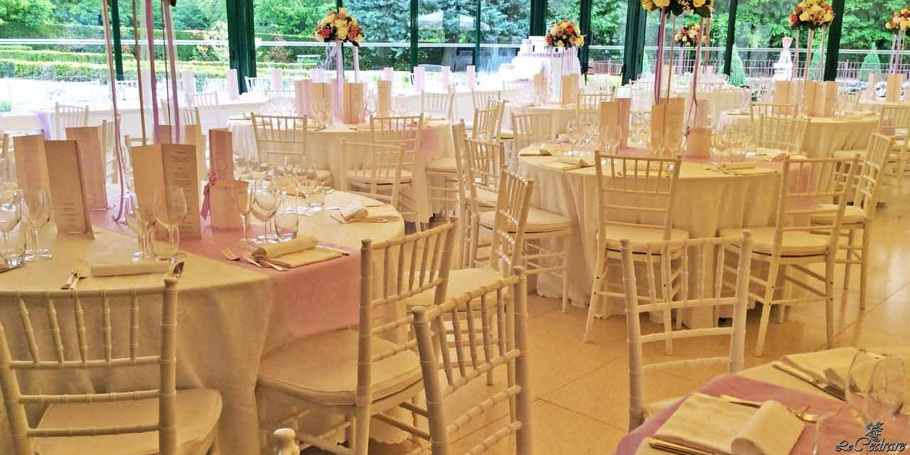 Restaurant for wedding in Verona and province with room for big groups