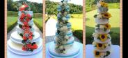 Examples od wedding cakes